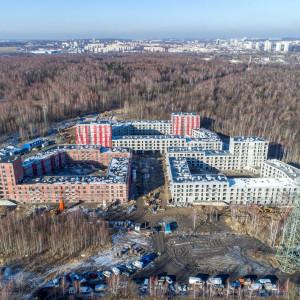 Mieszkanie Plus w Katowicach na ostatniej prostej. Wiemy co słychać na placu budowy