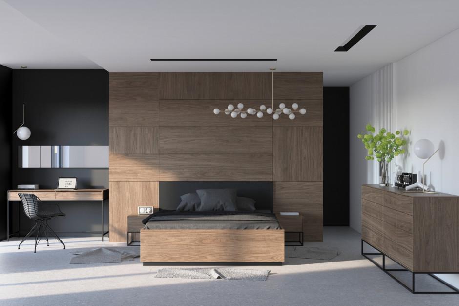 3 sposoby na kącik biurowy w sypialni