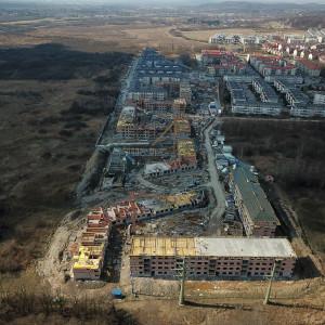 481 Mieszkań Plus w Krakowie - rośnie osiedle w X dzielnicy