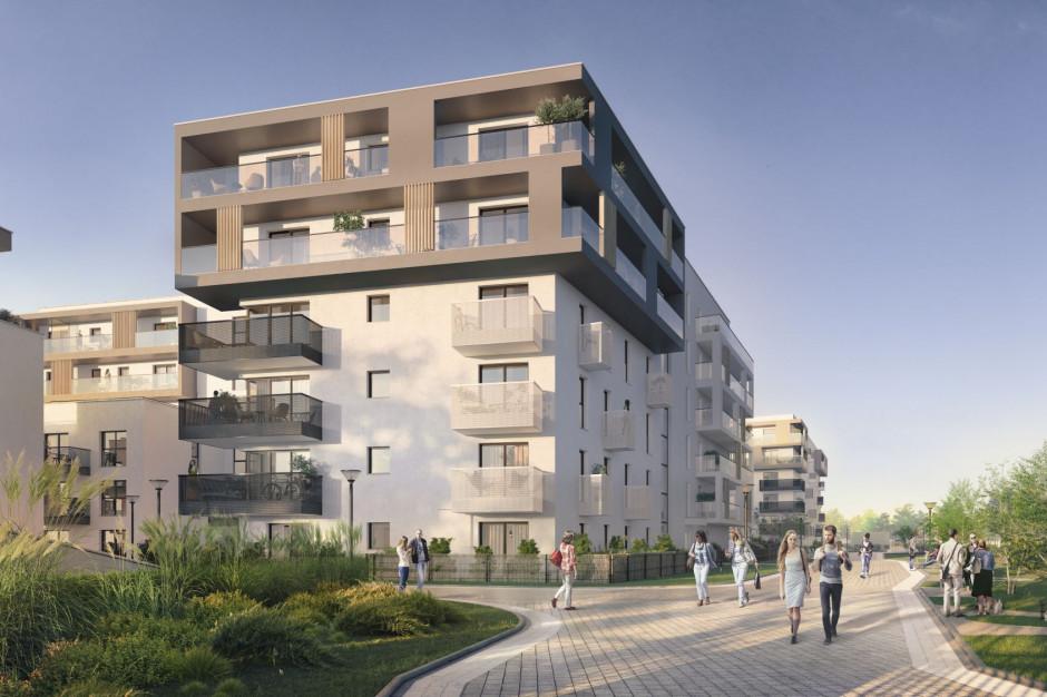 Trei rozwija portfel mieszkań. Rusza sprzedaż osiedla Kraft w Łodzi