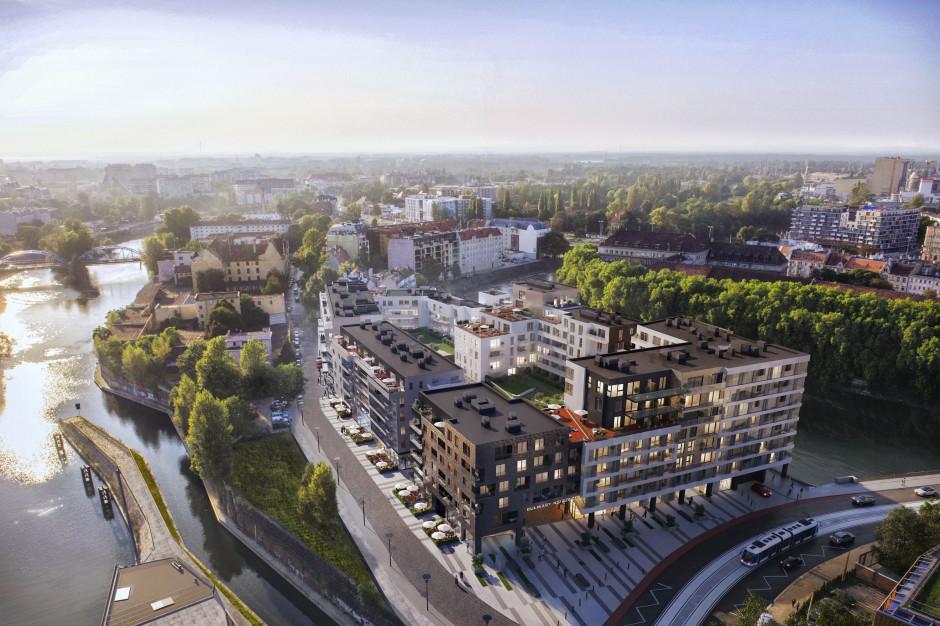 Bulwary Książęce odmieniają Wrocław. Sprzedaż mieszkań na ostatniej prostej