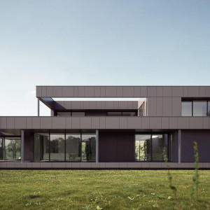 Nowoczesny dom z wizją. Zobacz niebanalny projekt