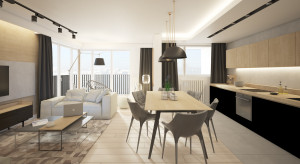 Polacy wybierają większe mieszkania