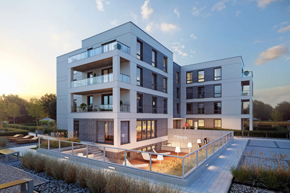 mBank finansuje budowę osiedla Brawo w Pruszczu Gdańskim
