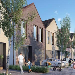 EGO: nowoczesne domy w nadmorskiej miejscowości