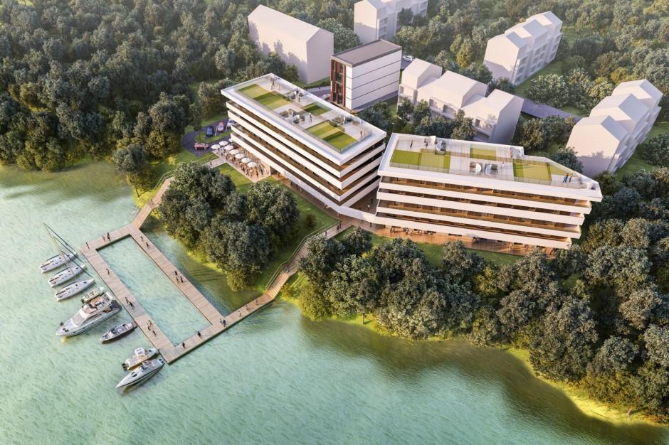 Lake House: apartamenty nad Jeziorem Zegrzyńskim