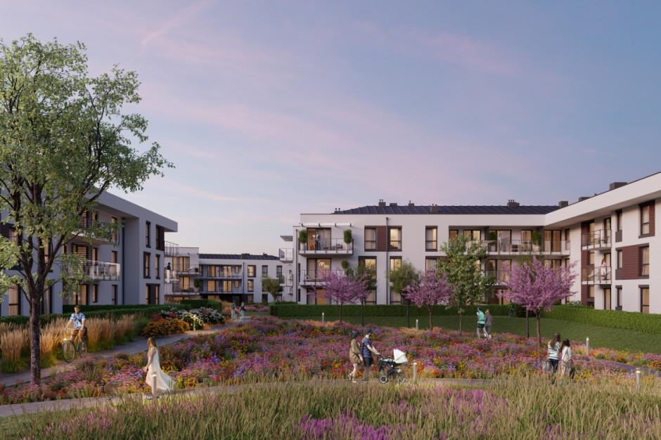Osiedle Beauforta: Euro Styl uruchamia sprzedaż mieszkań