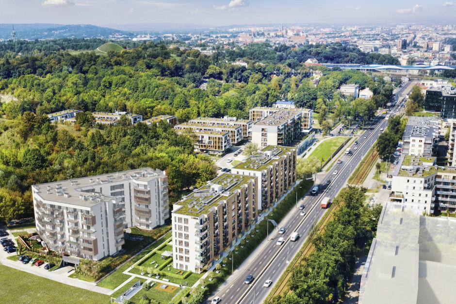 Osiedle Jerozolimska: Cordia buduje na krakowskim Podgórzu