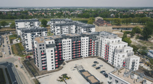 Osiedle nad Odrą: prace nad częściami wspólnymi