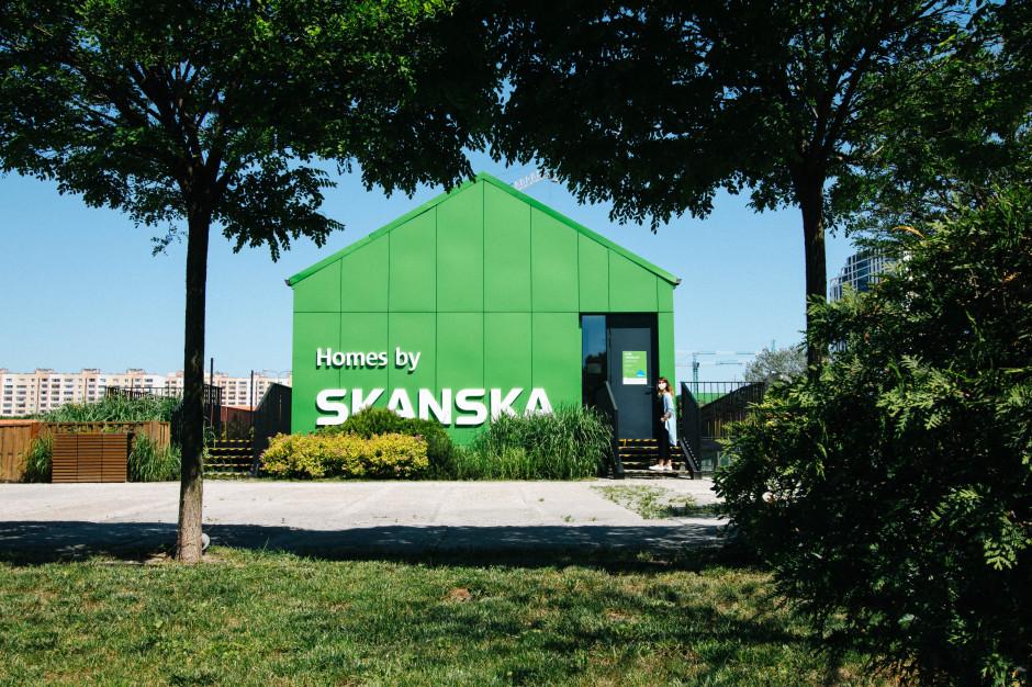 Biura sprzedaży Skanska ponownie otwarte