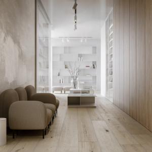 Mała Japonia w sercu Warszawy. Piękny apartament w nadbudowie kamienicy