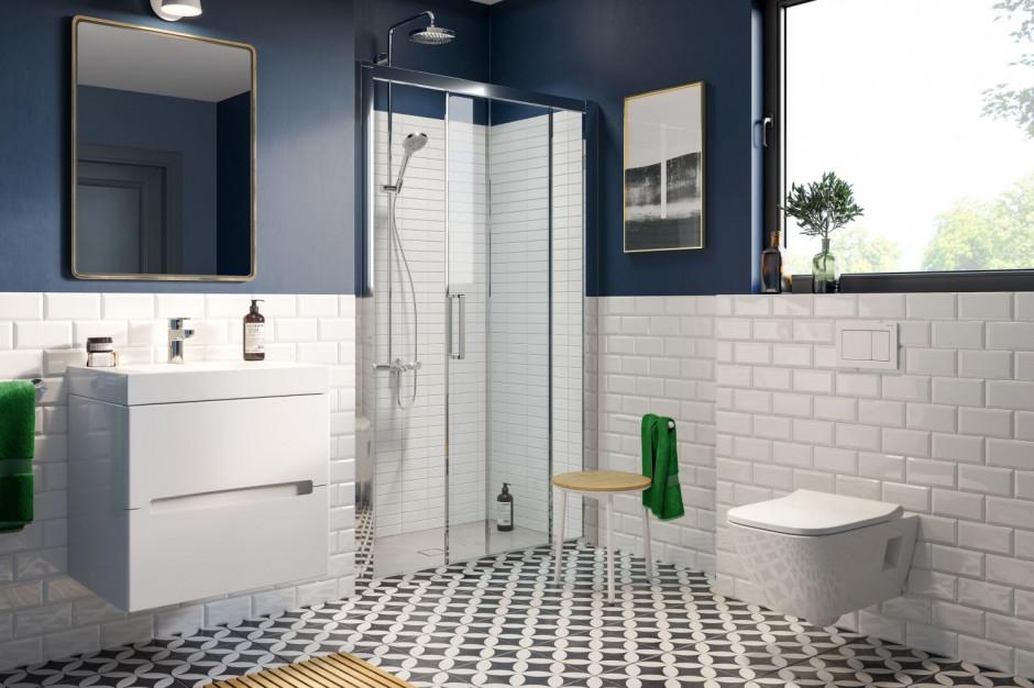 Szybka metamorfoza łazienki w pięciu krokach