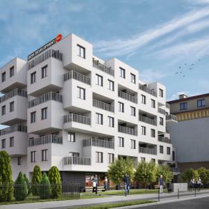 Na dwóch inwestycjach Dom Development zawisły wiechy