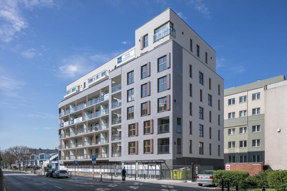 Tuż przed końcem budowy 65 proc. sprzedanych mieszkań w Rezydencji Barskiej