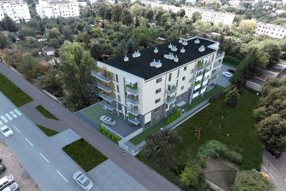 Trwa budowa Piątkowskiej 103 w Poznaniu