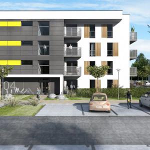 Na Śląsku powstaje nowe osiedle z prefabrykatów