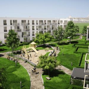 Oława stawia na mieszkania. Osiedle przy ulicy Paderewskiego z pozwoleniem na budowę