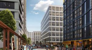 Echo Investment wprowadza do Warszawy pierwszy woonerf