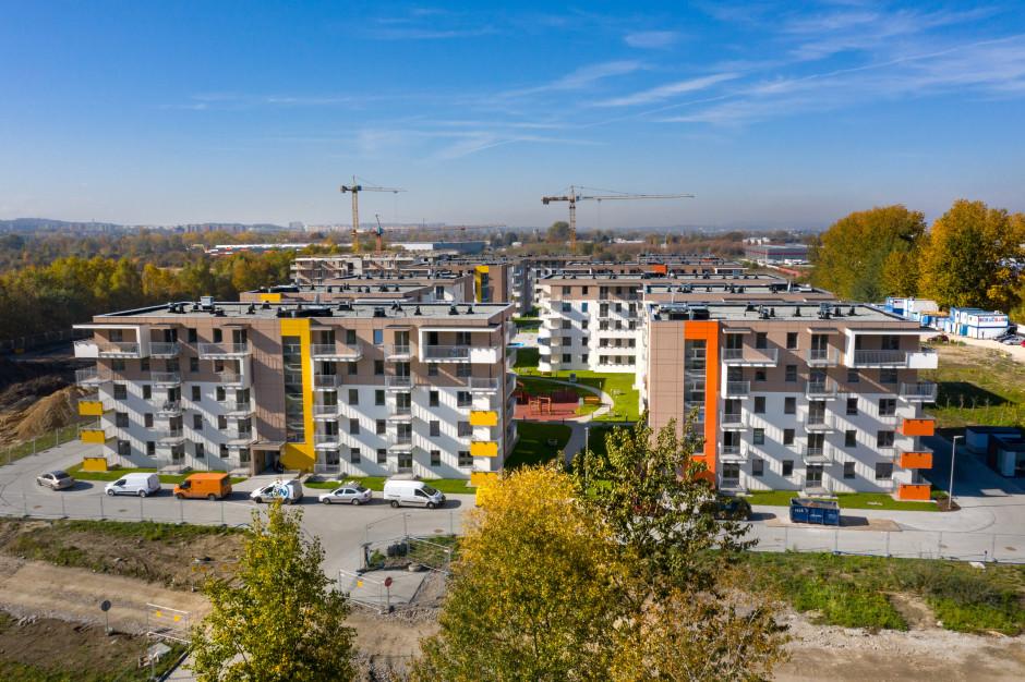 Kraków: Osiedle Podgaje z kolejnym etapem