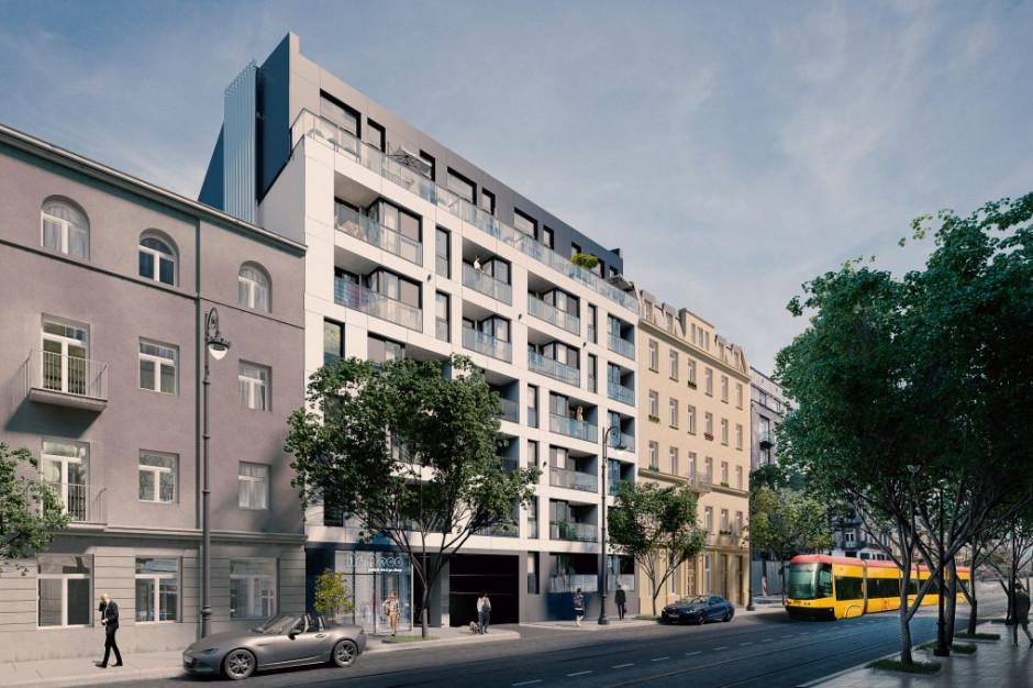 Epidemia nie przeszkodziła inwestycji na warszawskiej Pradze. Ponad połowa mieszkań w Stalowej 27 sprzedana