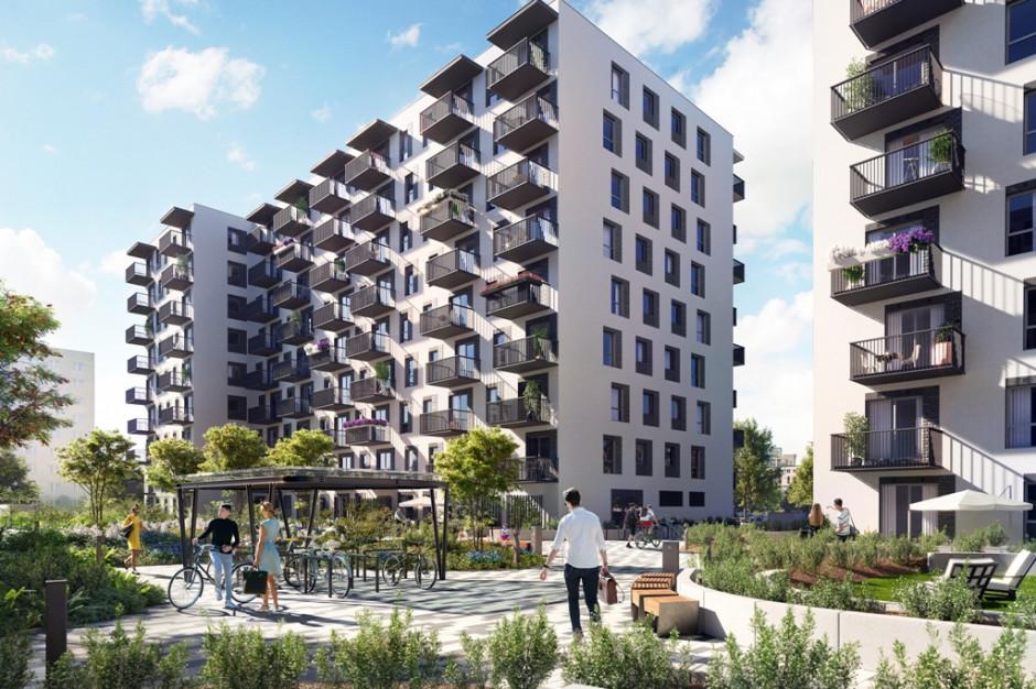 Czy Polacy kupują mieszkania z ogródkiem? To mówią deweloperzy