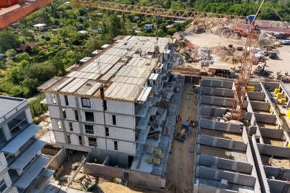 Inwestycja Zdrojowa Polana w Zielonej Górze prawie wyprzedana