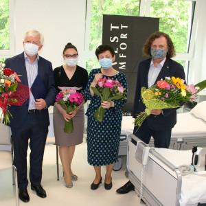 Invest Komfort zakupił respirator dla Pomorskiego Centrum Reumatologicznego w Sopocie