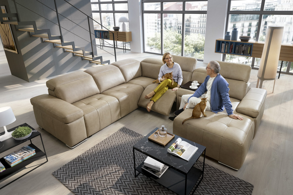 Skórzana sofa. Zobacz jakie są najnowsze trendy