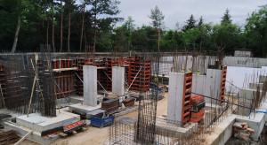 Postępy na placu budowy inwestycji Piątkowska 103