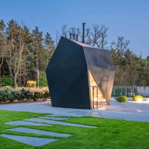 Dom dla gości. Origami House od Medusa Group