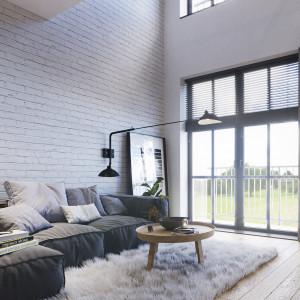 Apartamenty dwupoziomowe bez skosów - modny trend w polskim budownictwie