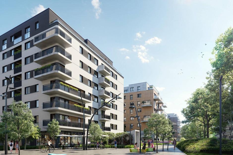 Unidevelopment buduje 2 tysiące mieszkań w Poznaniu