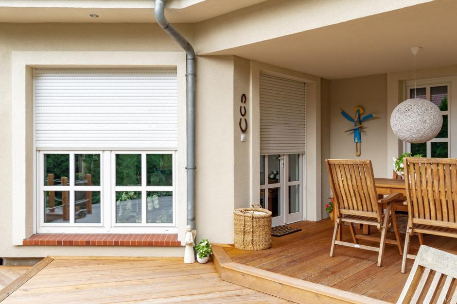 Rolety zewnętrzne - skuteczna ochrona domu przed słońcem