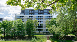 Rezydencje Marina Mokotów: inwestycja sąsiadująca z parkiem otwarta na mieszkańców