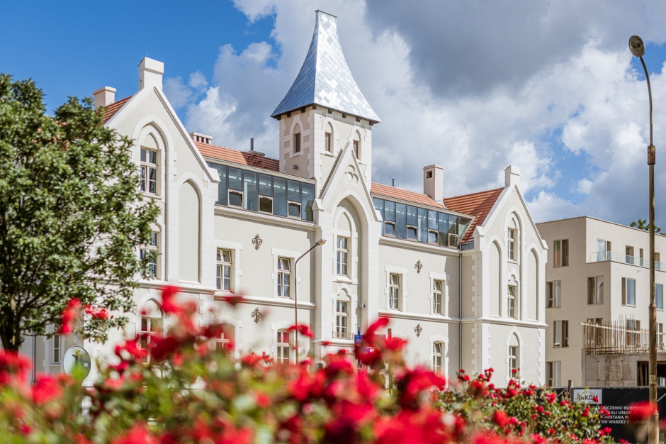 Echo Investment z historycznymi apartamentami w Ogrodach Graua