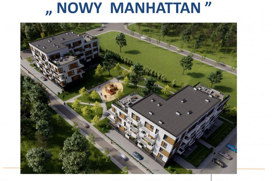 W Zduńskiej Woli powstanie osiedle Nowy Manhattan