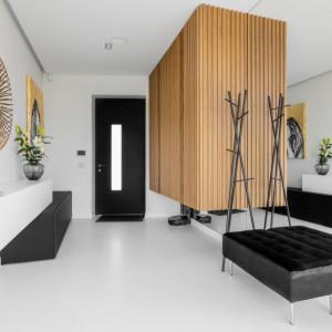 Niebanalna elegancja, czyli efektowne wnętrza domu w Sosnowcu