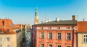 Poznań: przetarg na rewaloryzację płyty Starego Rynku