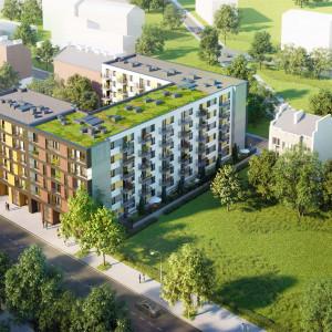 Kameralne osiedle w sercu Pragi Północ. Rusza sprzedaż mieszkań