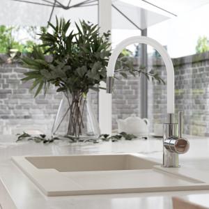 All in white - biała kuchnia ciągle modna