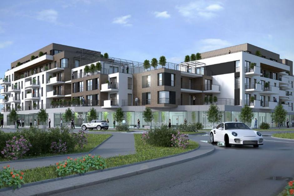 Dobiega końca budowa dwóch apartamentowców w Żorach