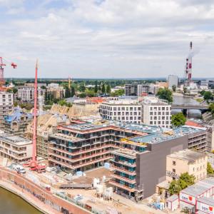 Dom Development wybuduje nadodrzańskie bulwary przy Księcia Witolda we Wrocławiu