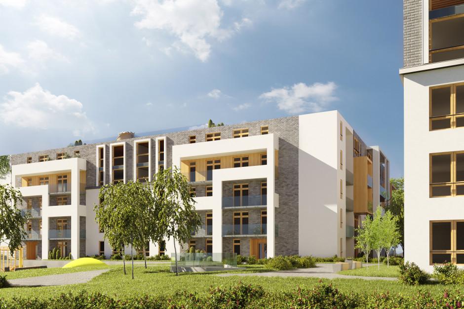 DK Budownictwo generalnym wykonawcą inwestycji Apartamenty Poligonowa