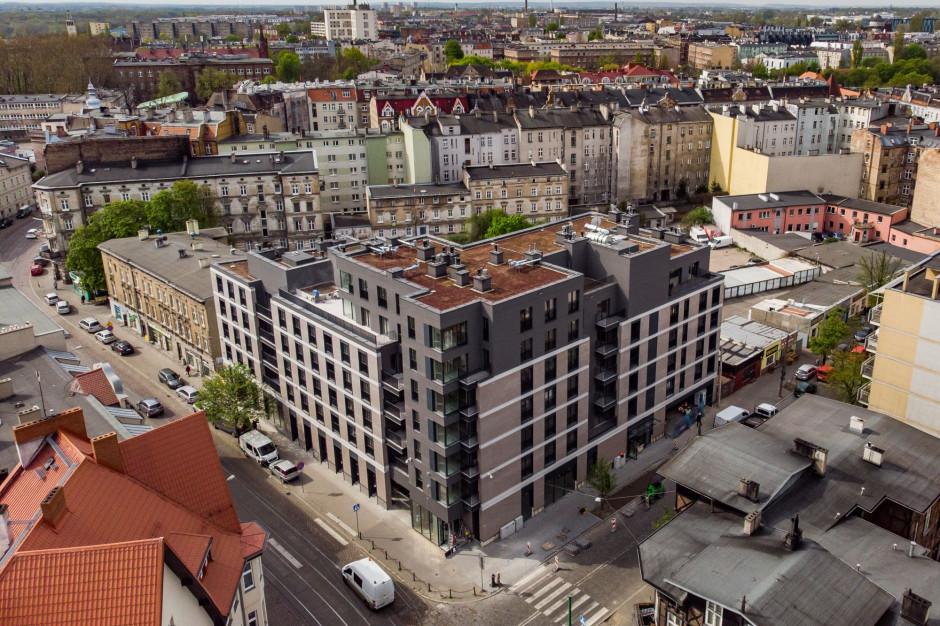 Poznański Fyrtel Wilda na finiszu