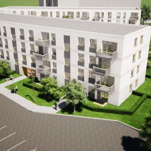 Mieszkanie Plus w Oławie. PFR Nieruchomości poszukuje wykonawcy osiedla