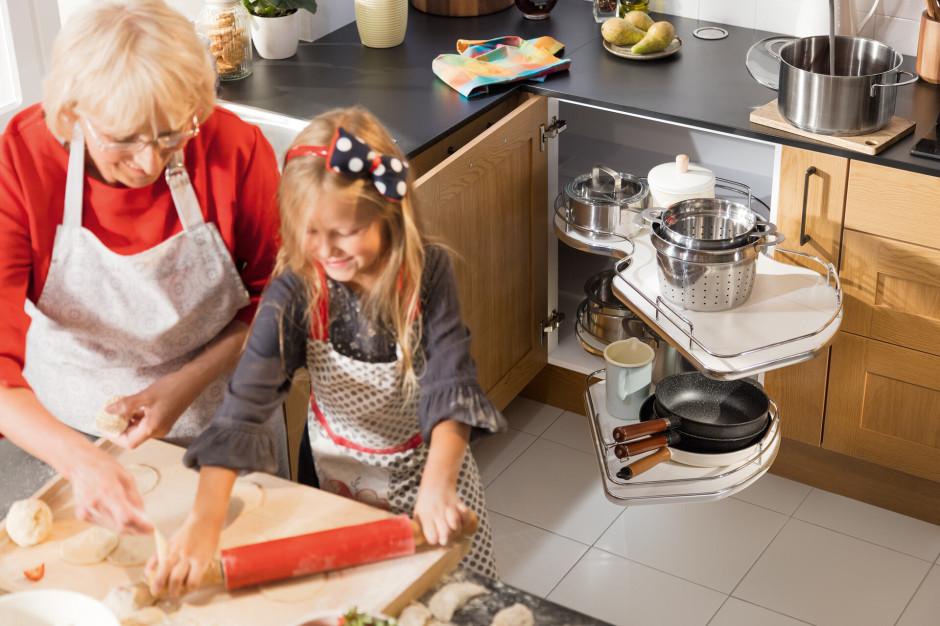 Kuchnia dla seniorów i osób niepełnosprawnych. Te rozwiązania się sprawdzą