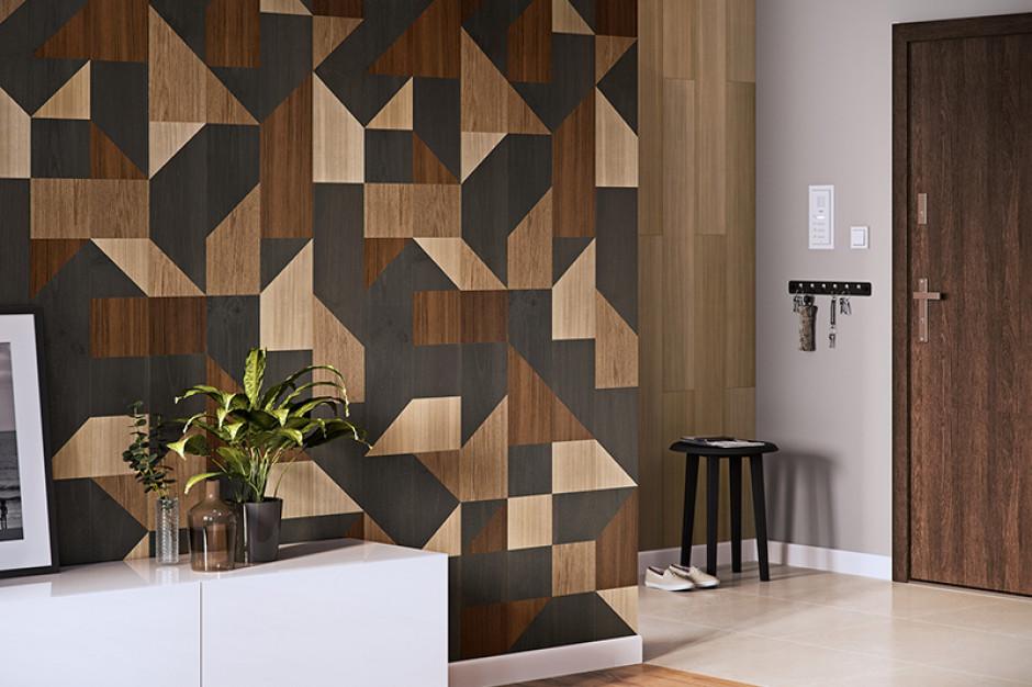 Oblicza drewnianej ściany. Od tła po gwóźdź programu