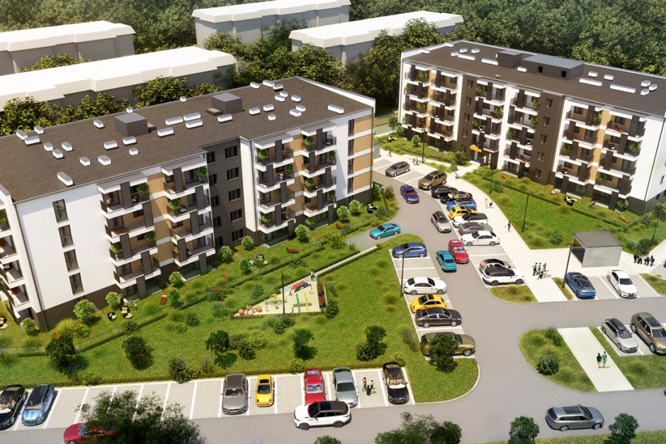 Osiedle Silesia w Zielonej Górze stawia na energię słoneczną