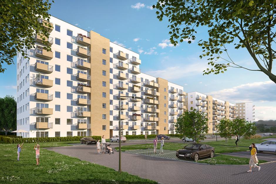 270 mieszkań w II etapie poznańskiego Nowego Miasta
