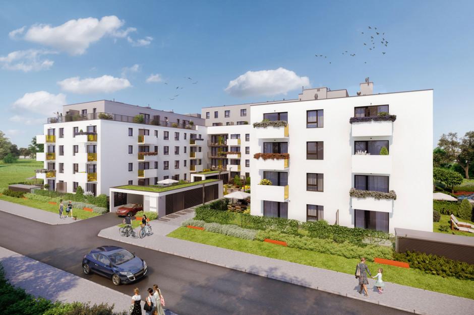 Dom Development ruszył ze sprzedażą drugiego etapu Osiedla Komedy we Wrocławiu